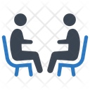 Business Meeting Collaboration Icon