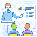 Meeting Of Minutes Business Meeting Business Training Icon