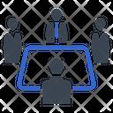 Employment Online Profile Resume Icon
