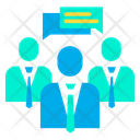 Business Meeting Team Icon