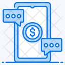 Business Message Chat Mobile Communication Icon