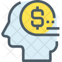 Business Human Mind Icon