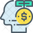 Saving Earning Thinking Icon