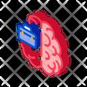 Business Case Brain Icon