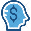 Business Mind Entrepreneurship Icon