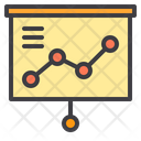 Business Model Analytics Analysis Icon