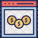 Business Monetize Icon