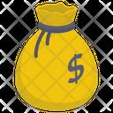 Business Money Bag Icon