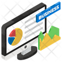 Business Monitor Icon