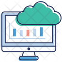 Business Monitoring Icon