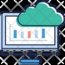 Cloud Computing Cloud Data Cloud Services Icon