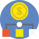 Business Network Companies Icon