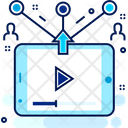Business Network Connection Icon
