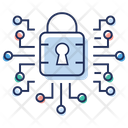 Business Network Security Icon
