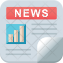Business News Update Icon