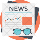 Business News Stock Icon
