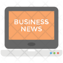 Business News Website Icon