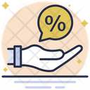 Business Offer Discount Offer Icon