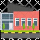 Corporate Office Corporate Business Corporate Headquarter Icon
