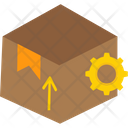 Business Operation Manufacturing Product Management Icon