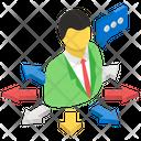 Person Decision Choice Decide Icon