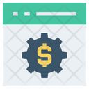 Business page Icon