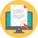 Business Paper Icon