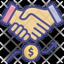 Business Partner Share Hodler Business Icon