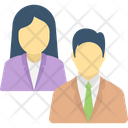 Business Buddies Business Partners Collaborator Icon