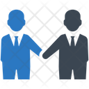 Business Deal Partnership Icon