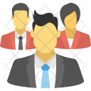 Business People Group Icon