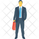Business Person Icon
