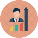 Business Person Businessman Icon