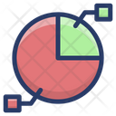 Pie Chart Pie Graph Data Analytics Icon