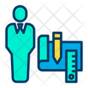 Plan Management Organizing Icon