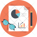 Business Plan Strategic Icon