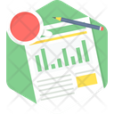 Business Plan Planning Strategy Icon