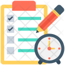 Business Plan Strategy Icon