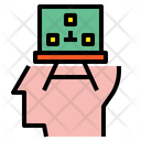 Business Planing Idea Icon