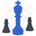 Business Planning Business Strategy Chess Icon