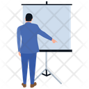 Business Presentation Business Chart Business Planning Icon