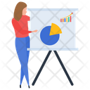 Employee Presentation Hr Training Business Presentation Icon