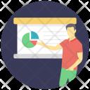 Business Analysis Data Icon