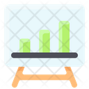 Business Finance Business Presentation Bar Chart Icon