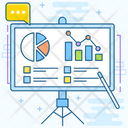 Business Management Business Training Business Presentation Icon