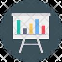 Presentation Graph Chart Icon