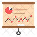 Business Presentation Graphical Presentation Business Infographic Icon