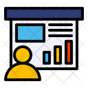 Business Presentation Business Presentation Icon