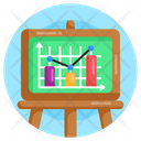 Business Lecture Business Presentation Business Training Icon