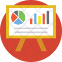 Business Performance Monitoring Icon